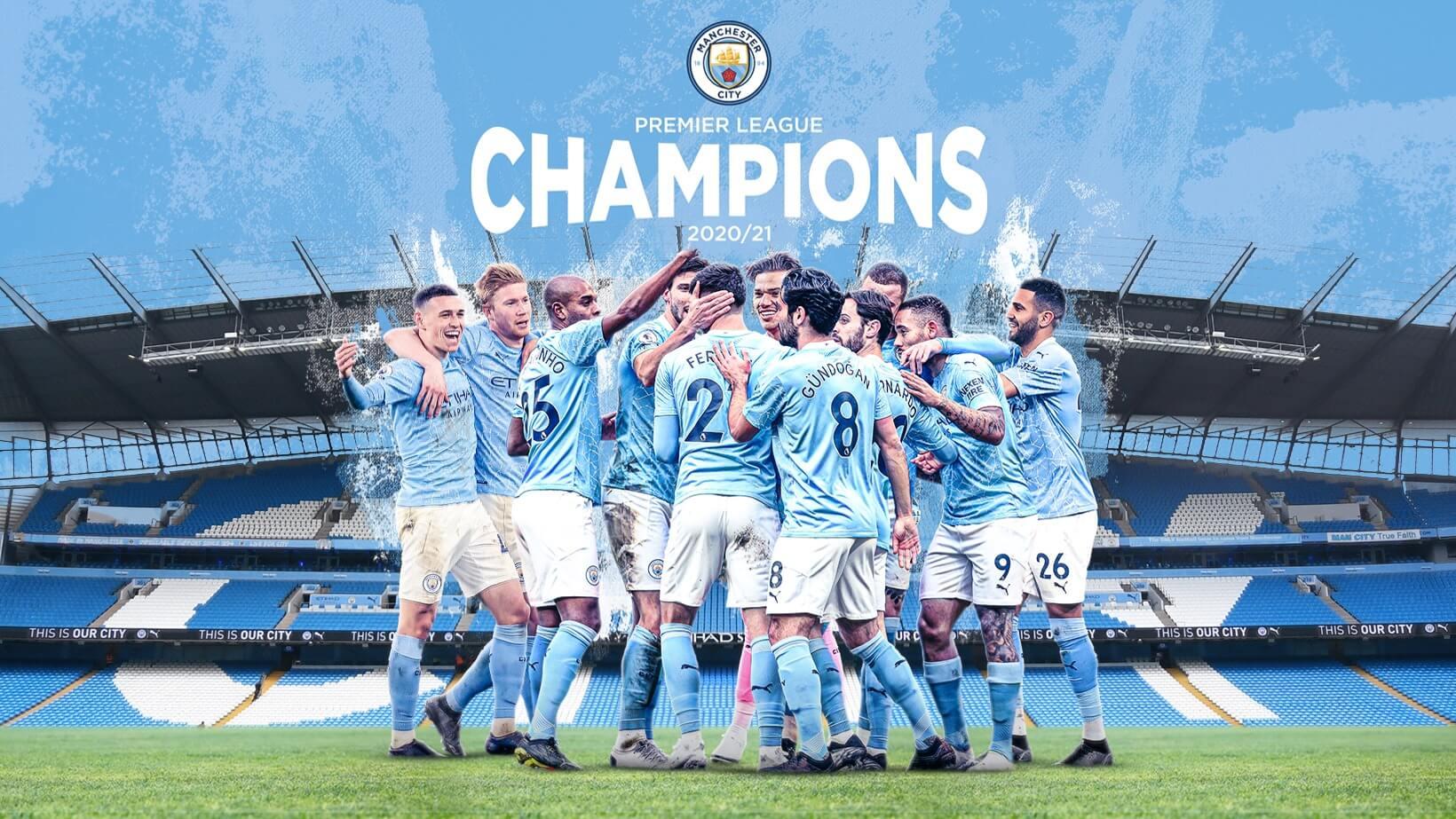 Manchester City Odds på å gjenta Premier League-suksess i 2021/22