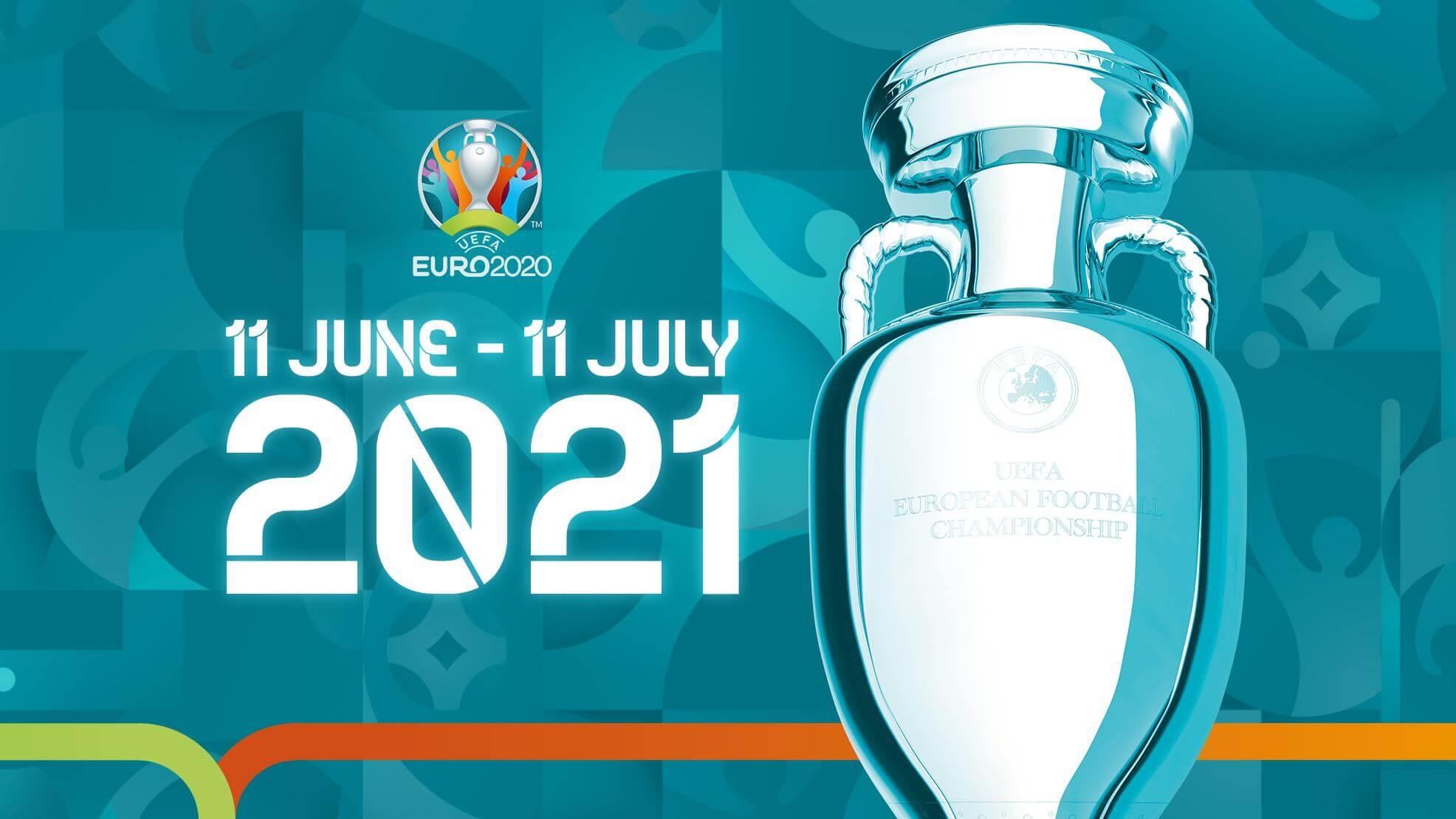 Euro2020 inventar og direkte odds