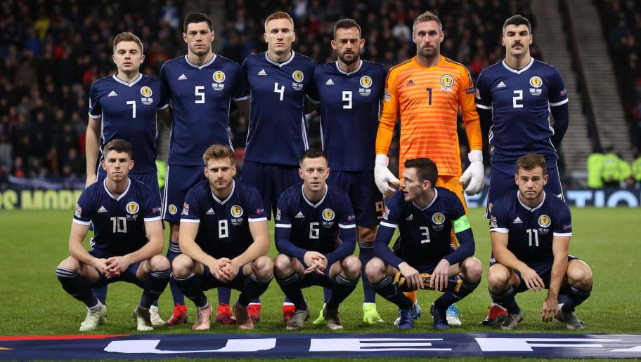 Scotland Euro2020 Fixtures & Odds To Qualify