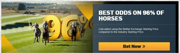 betfair exchange horse racing